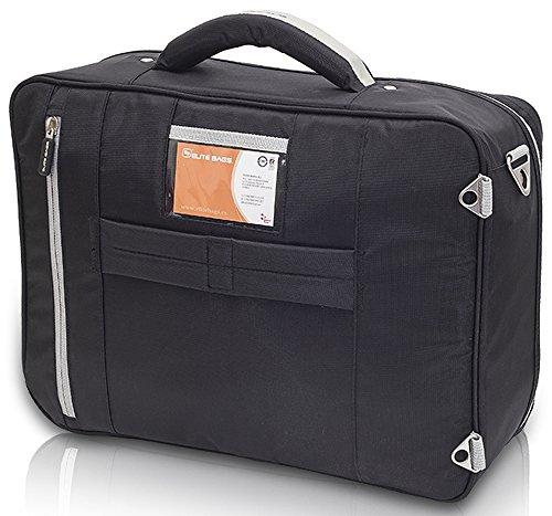 ELITE BAGS PRACTI´S Pflegetasche (blau & schwarz) (schwarz) Schwarz