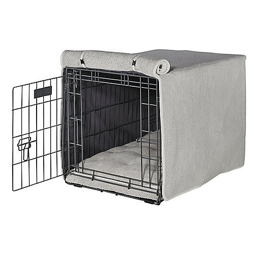 Bowsers Luxury Crate Cover, Small, Aspen