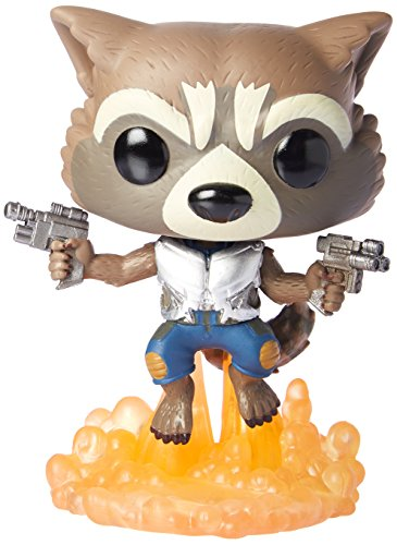 Funko POP Guardians of the Galaxy 2 Flying Rocket