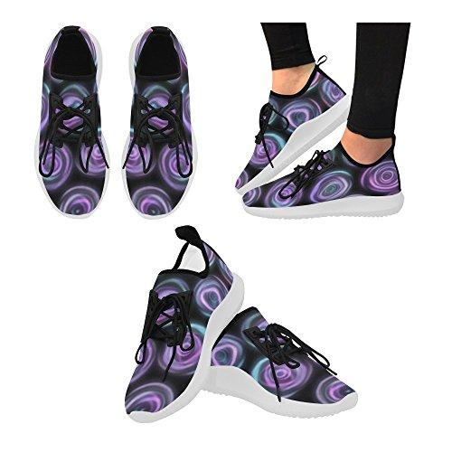 Rentprint Custom Dolfijn Ultra Lichte Loopschoenen Voor Vrouwen Banner1