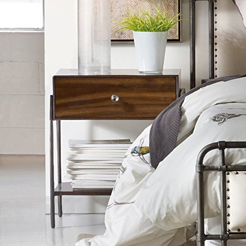 Hooker Furniture Studio 7H Encase Nightstand by Hooker Furniture