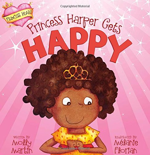 Princess Harper Gets Happy (Princess Heart)