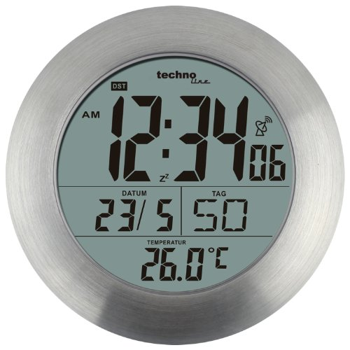 Technoline wt 3000 horloge de salle de bains radio pilot e en