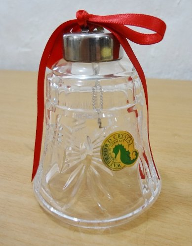 Etched Crystal Bell (Waterford Crystal Millennium Collection Bell 2000)