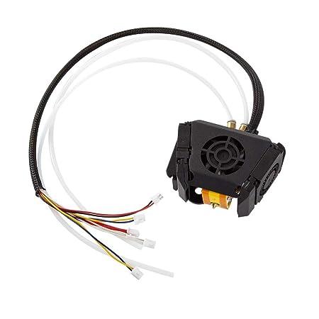 Impresora 3D Accesorios de Impresora Kit de Boquilla Completa ...