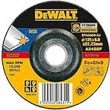 Dewalt DT43340 Cutting Abrasive Disc, Inox, 125 mm x 1 mm x 22.2 mm