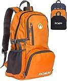 25L Hiking Daypack, Lightweight Packable Rainproof Backpack, Travel, Roam