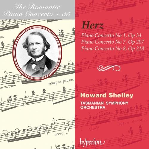 Price comparison product image Herz: Piano Concertos Nos. 1, 7 & 8