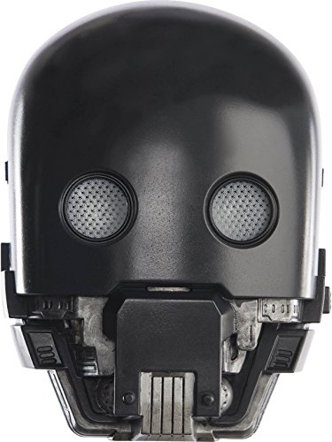 Rubie's Costume Rogue One: A Star Wars Story Child's K-2So Half-Mask, One Size -