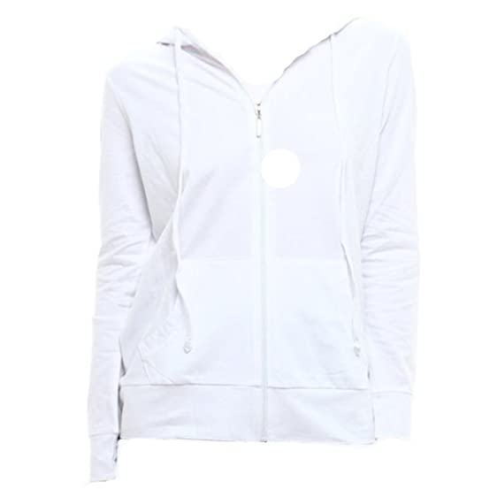 Women Lightweight Cotton Pullover Hoodie with EttelLut Hair Band ...