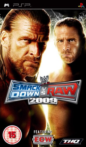 WWE Smackdown Vs Raw 2009 - Game 2009 Wwe