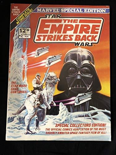 Marvel Special Edition Empire Strikes Back -Treasury comic 1980