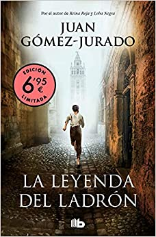 Book's Cover of La leyenda del ladrón (CAMPAÑAS) (Español) Tapa blanda – 4 junio 2020
