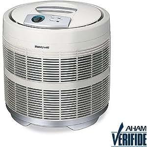 Honeywell true hepa air purifier model 50250 s for Office air purifier amazon