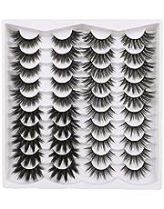 16 pairs lashes