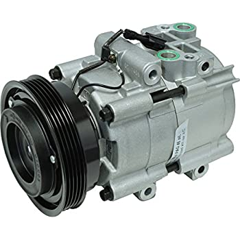 For Hyundai Sonata Kia Optima V6 A//C Compressor and Clutch Denso 471-6010