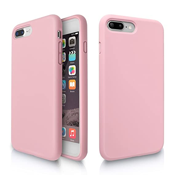 apple iphone 8 plus case pink