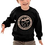 Boys Miskatonic University Sport Long Sleeve Sweatshirt