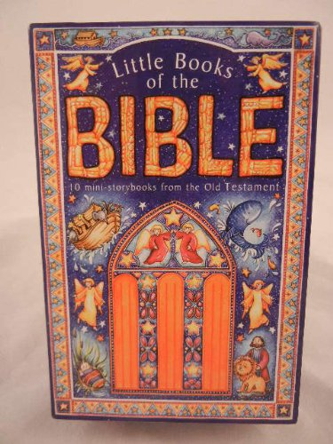 Little Books of the Bible: 10 Mini-Storybooks from the Old Testament