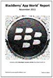 BlackBerry App World Report November 2011, John Smith, 1468008803