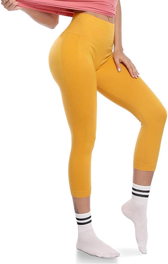 Frauenhosen Schnelltrocknender Laufhosenrock Hoch taillierte Yoga-Shapewear mit Kopfh/örerloch