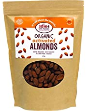 2Die4 Live Foods Activated Organic Almonds 600 g