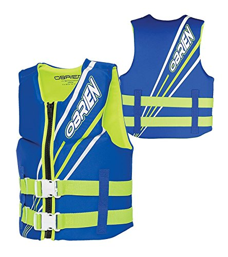 O'Brien Boys/Girls Junior Neoprene Life Vest