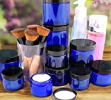 Combination 12 Pack of Cobalt Blue 1oz & 2oz
