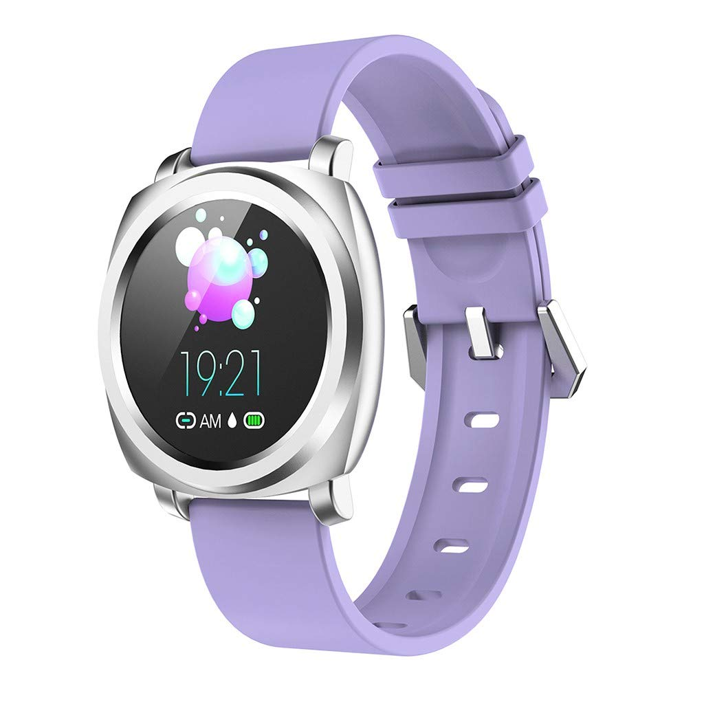 TADAMI Fitness Calorie Wristband Super Lightweight Wear Smart Watch,Multi-Functional Fitness Tracker,Calories Burnt Compatible with Android and Apple's iOS System