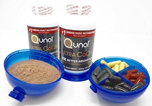 Qunol softgels 2 pack Viitaball Bundle product image