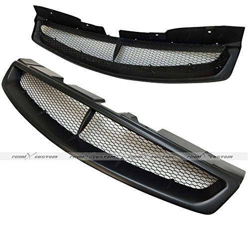 2003 - 2007 Infiniti G35 2 Door Coupe ABS Front Mesh Grill Black