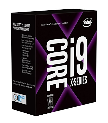 Intel Core i9-7900X Processor by Intel