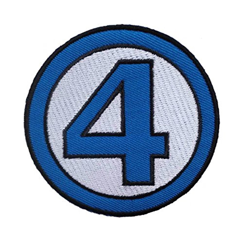 Blue Heron Marvel Comics Fantastic 4 Logo 3