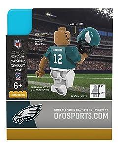 Randall Cunningham Legends NFL OYO Philadelphia Eagles Generation 4 G4 Mini Figure