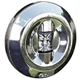 Led Round Stern Transom Light for Boats 3 Nm . Stainless Steel - Attwood 6556-7 (BC 2837)