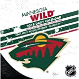 Minnesota Wild 2018 Calendar
