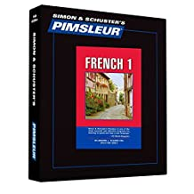 Pimsleur French Level 1 CD: Learn to Speak and Understand French with Pimsleur Language Programs