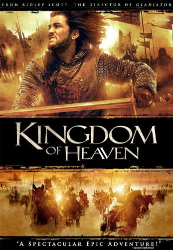 Kingdom of Heaven 27x40 Movie Poster (Heaven Movie Poster)