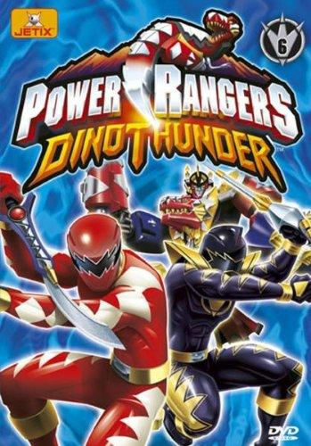 Power Rangers Dino Thunder P.R.Dino Thunder Vol.6 [Import allemand]