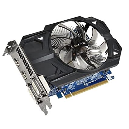 Gigabyte GV-N75TOC-1GI NVIDIA GeForce GTX 750 Ti 1 GB ...