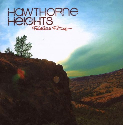 Fragile Future by Hawthorne Heights Dual Disc edition (2008) Audio CD