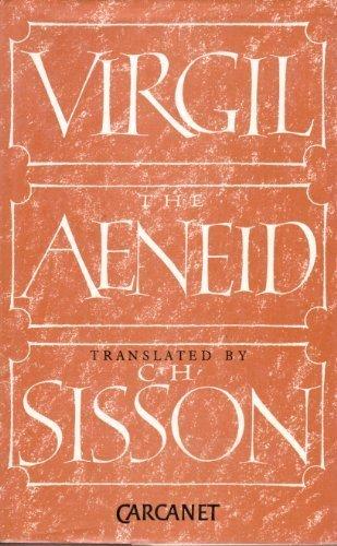 Virgil's Aeneid cover