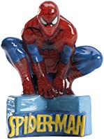 Vela cumpleaños Spiderman Marvel: Amazon.es: Juguetes y juegos