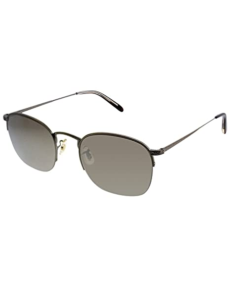 Amazon.com: Oliver Peoples Rickman ov1209s 50395 a 51 mm ...