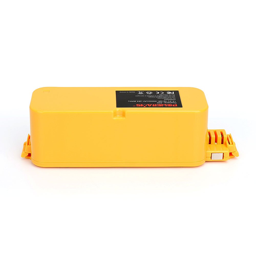 POWERAXIS 3.3Ah Ni-MH 14.4V Battery for iRobot Roomba 400 Series Roomba 400 405 410 415 416 418 4000 4100 4105 4110 4130 4150 4170 4188 4210 4220 4225 4230 4232 4260 4296 APS Vacuum Cleaner Battery