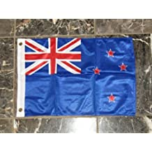 12X18 New Zealand Rough Knitted Flag Boat 12''X18'' Banner