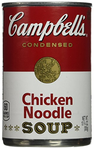 Campbell's Chicken Noodle Soup - 12/10.75 oz. ()