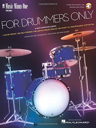 Download For Drummers Only: Music Minus One Drum PDF