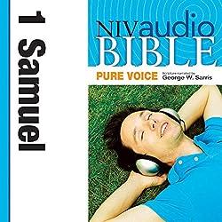 NIV Audio Bible, Pure Voice: 1 Samuel
