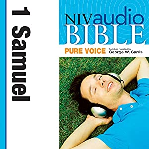 NIV Audio Bible, Pure Voice: 1 Samuel Audiobook